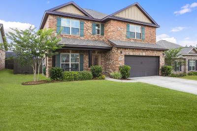 Gulfport Single Family Home For Sale: 14969 Calcutta Dr
