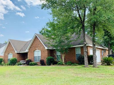 Ocean Springs Single Family Home For Sale: 14331 Oak View Cir
