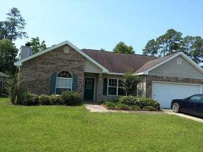 Gulfport Single Family Home For Sale: 14029 Gladys St