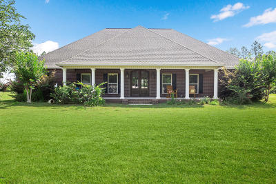 Ocean Springs Single Family Home For Sale: 7414 Fountainbleau Rd