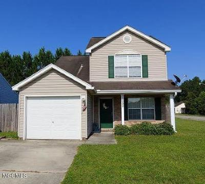 Gulfport Single Family Home For Sale: 11090 Vixen