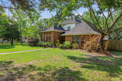 Ocean Springs Single Family Home For Sale: 1324 Mill Cir