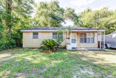 Biloxi Single Family Home For Sale: 1675 Sunset Blvd