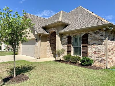 Diamondhead Single Family Home For Sale: 213 Fairway Villas Cir