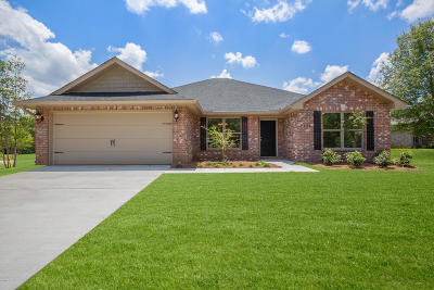 Saucier Single Family Home For Sale: 20983 W Wortham Rd