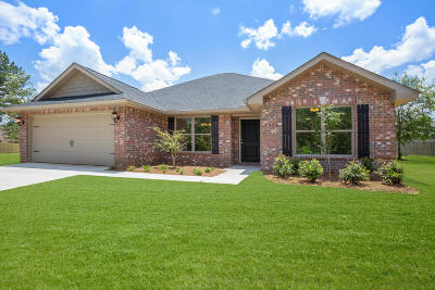 Saucier Single Family Home For Sale: 21015 W Wortham Rd