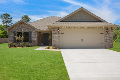 Saucier Single Family Home For Sale: 21029 W Wortham Rd