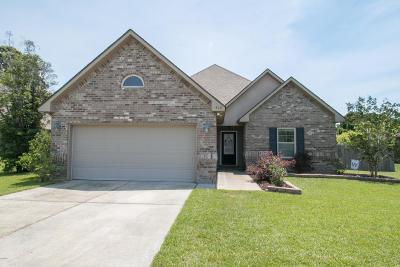 Biloxi Single Family Home For Sale: 712 Malpass Landing Dr