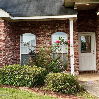 Ocean Springs Single Family Home For Sale: 6320 Guice Pl