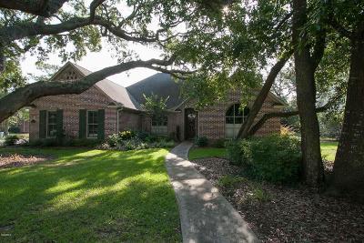 Biloxi Single Family Home For Sale: 426 Cachemont Cv