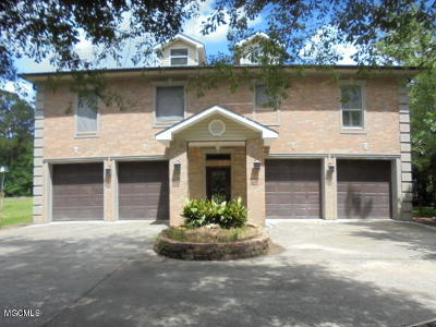 Saucier Single Family Home For Sale: 18260 Blackwell Farm Rd