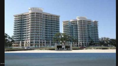 Gulfport Condo/Townhouse For Sale: 2230 Beach Dr #508