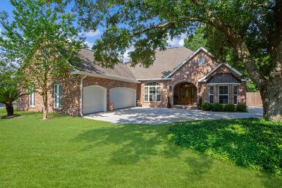 Gulfport Single Family Home For Sale: 11999 Ol Oaks Dr