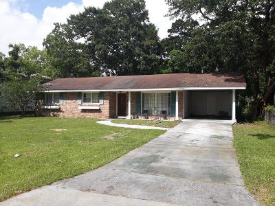 gulfport Single Family Home For Sale: 818 Lewis Ave