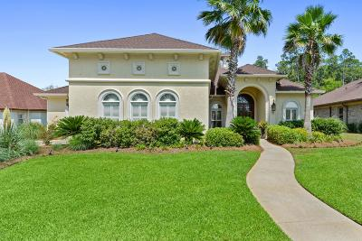 Ocean Springs Single Family Home For Sale: 5508 Via Ponte