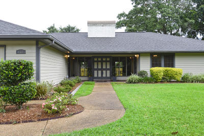 Biloxi Single Family Home For Sale: 428 Cove Dr