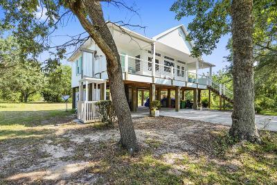 Ocean Springs Single Family Home For Sale: 4802 E Belle Fontaine Dr