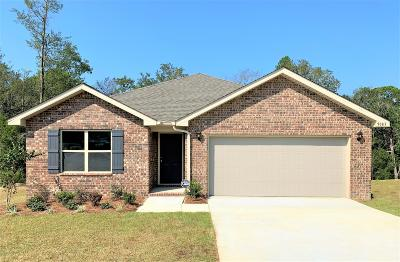 Biloxi Single Family Home For Sale: 9081 Bellewood Pl