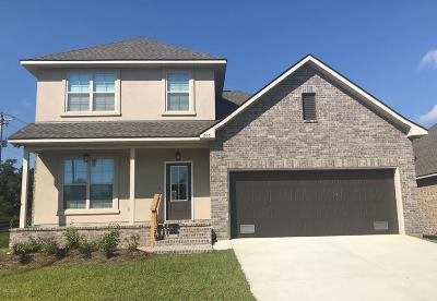 Biloxi Single Family Home For Sale: 803 Reunion Place Cir