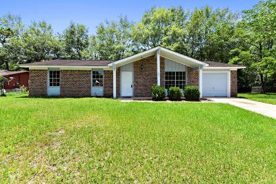 Ocean Springs Single Family Home For Sale: 103 Appomattox Cir