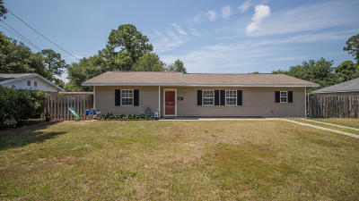 Gulfport Single Family Home For Sale: 128 Ridgeway Dr