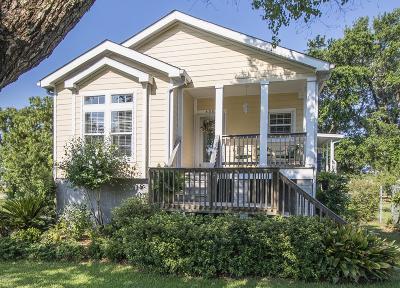 Long Beach Single Family Home For Sale: 406 S Nicholson Ave