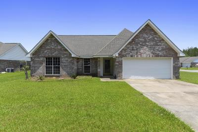 Gulfport Single Family Home For Sale: 14116 Mays Rd