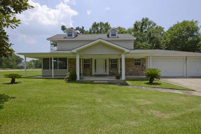 Ocean Springs Single Family Home For Sale: 6408 Shore Dr