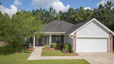 Gulfport Single Family Home For Sale: 11226 River Bend Dr