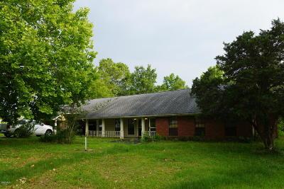 Saucier Single Family Home For Sale: 5465 Anna Rd