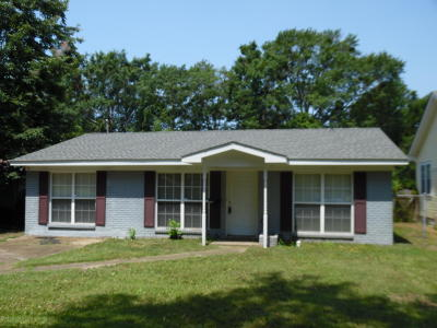 Gulfport Single Family Home For Sale: 2309 6th Ave