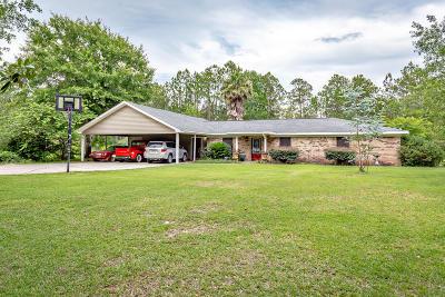 Ocean Springs Single Family Home For Sale: 3523 Old Shell Landing Rd