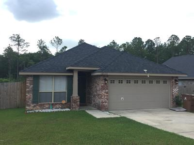 Gulfport Single Family Home For Sale: 18320 Cardinal Ln