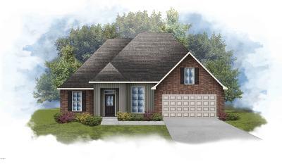 Biloxi Single Family Home For Sale: 14364 Lamey Bridge Rd