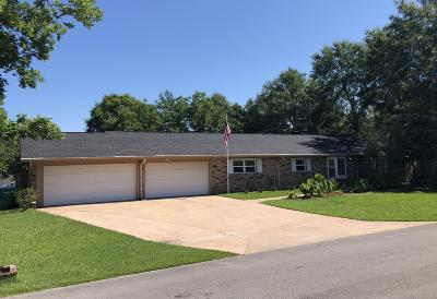 Gulfport Single Family Home For Sale: 16124 Carolyn St