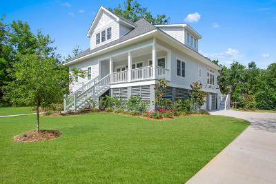 Ocean Springs Single Family Home For Sale: 1305 Fort Ave