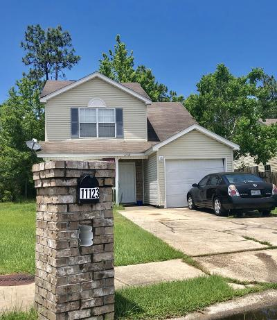 Gulfport Single Family Home For Sale: 11127 Rudolph Dr