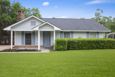 Gulfport Single Family Home For Sale: 15129 N Parkwood Dr