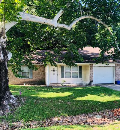 Gulfport Multi Family Home For Sale: 1360 22nd St
