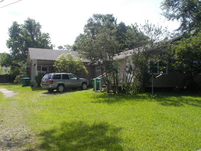 Gulfport Multi Family Home For Sale: 1332 Pine St
