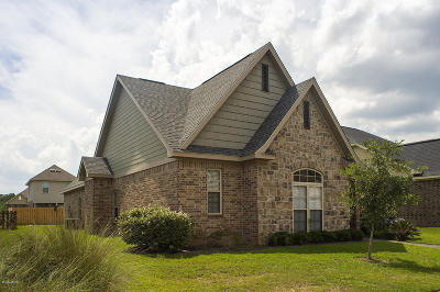 Ocean Springs Single Family Home For Sale: 522 Palm Breeze Dr