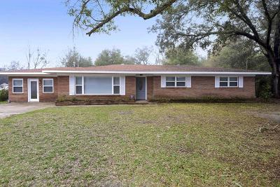 Biloxi Single Family Home For Sale: 391 Popps Ferry Rd