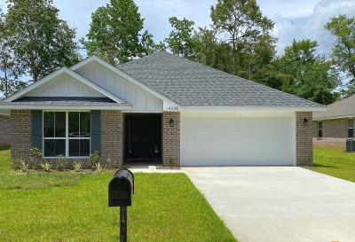 Gulfport Single Family Home For Sale: Lot 78 Fox Hill Dr