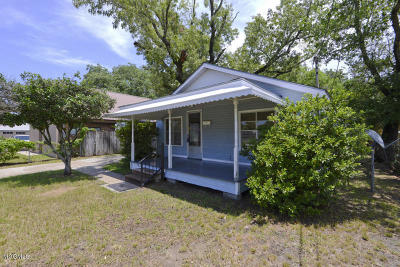 gulfport Single Family Home For Sale: 1412 44th Ave