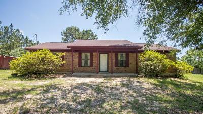 Saucier Single Family Home For Sale: 19313 F Ladner Rd