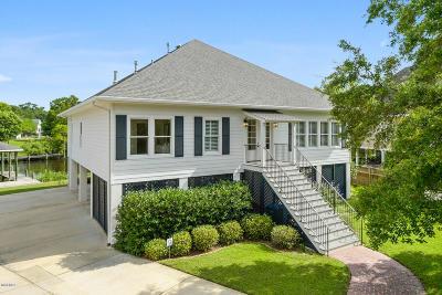 Gulfport Single Family Home For Sale: 516 Brandi Ln