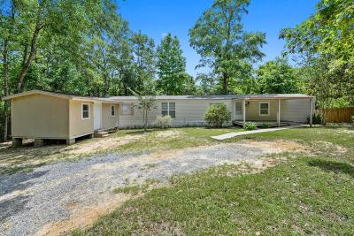 Gulfport Single Family Home For Sale: 13420 Gwen Ave