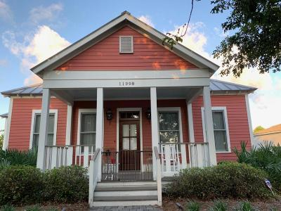 Gulfport Single Family Home For Sale: 11998 Music St