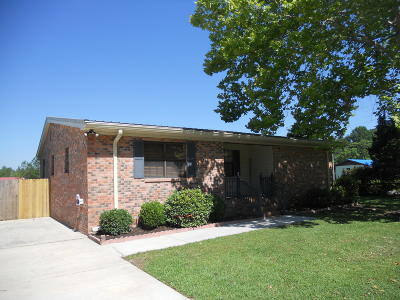 Ocean Springs Single Family Home For Sale: 9811 Theriot