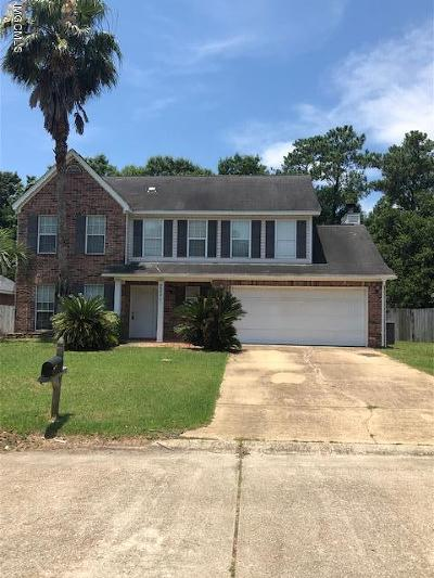 Ocean Springs Single Family Home For Sale: 2231 Rue Beaux Chenes Central